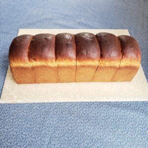 Pan de leche japonés (versión de levadura)