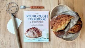 Sorteo: 10 copias firmadas del libro de cocina de masa madre para principiantes